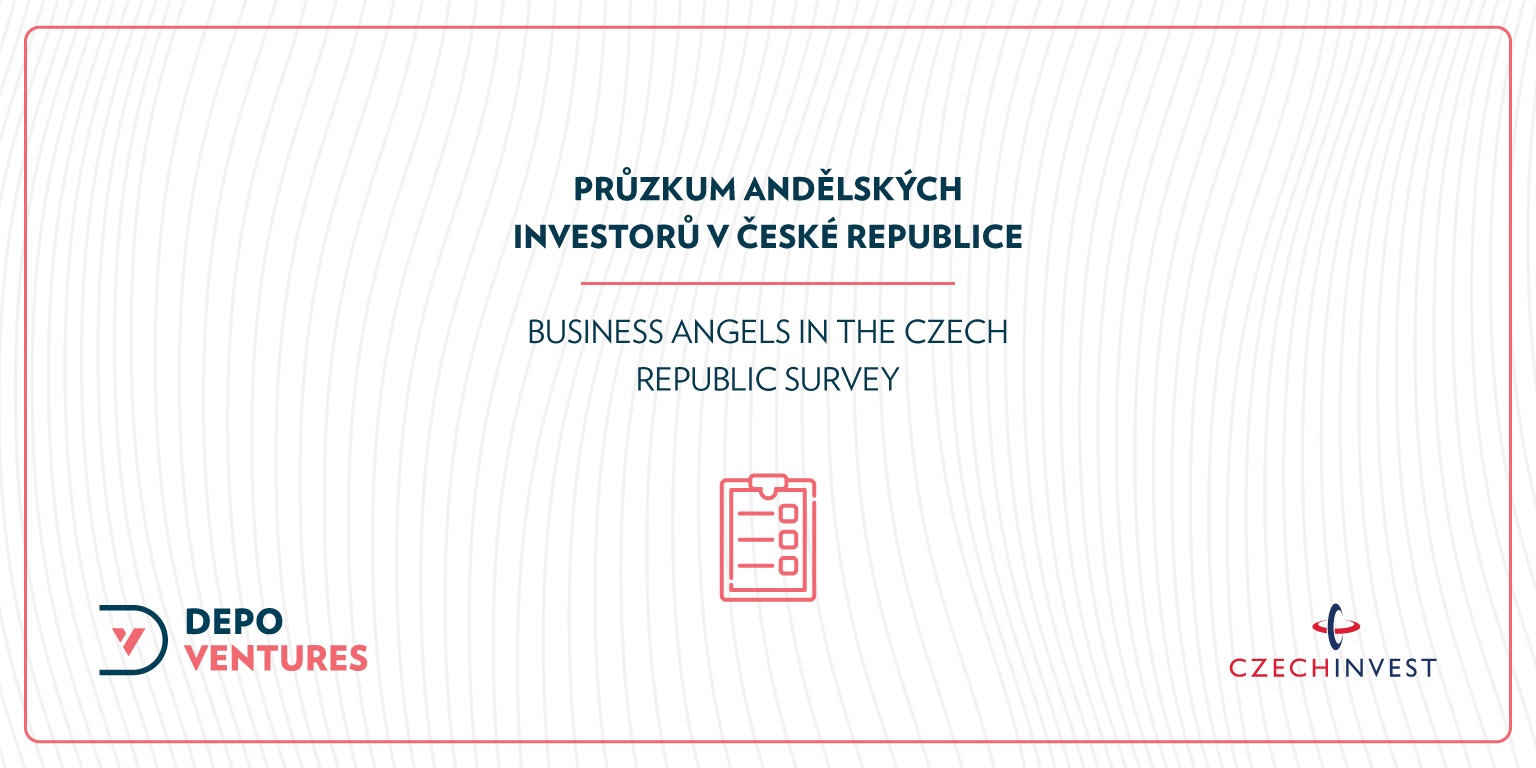 Business Angels in the Czech Republic Research of Depo Ventures investment platform and Czech Invest agency