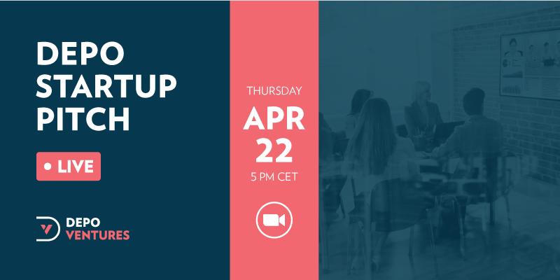DEPO Startup Pitch | April 2021
