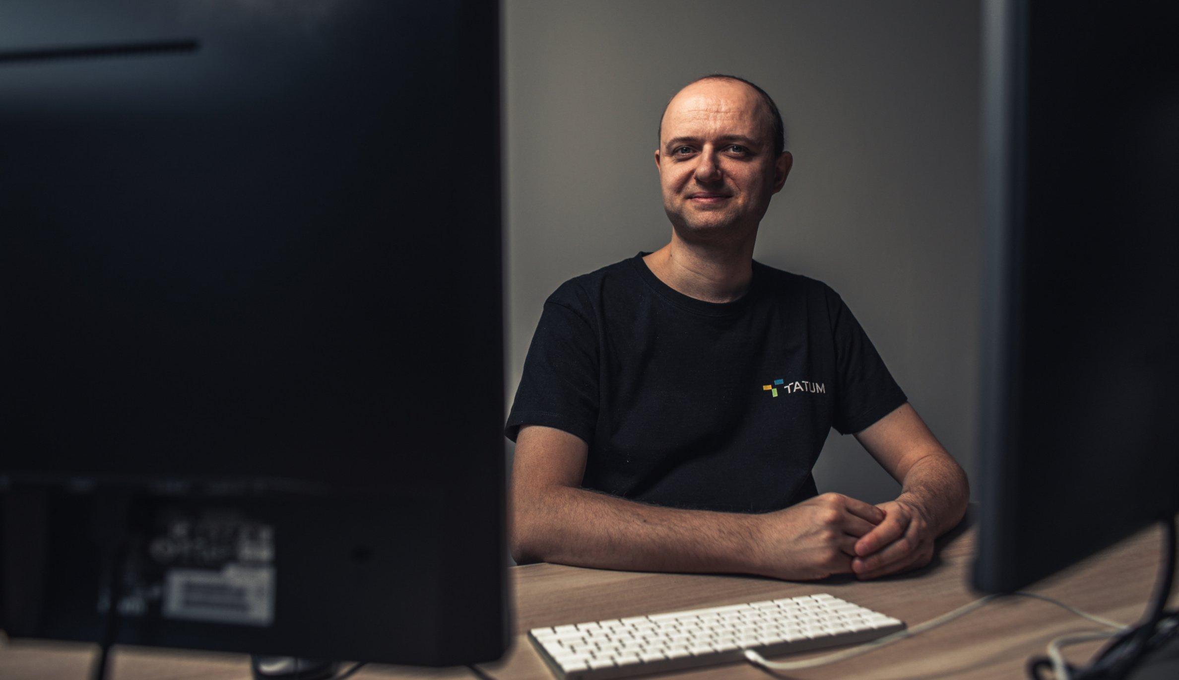 Jiří Kobelka CEO of TATUM, photo by FORBES