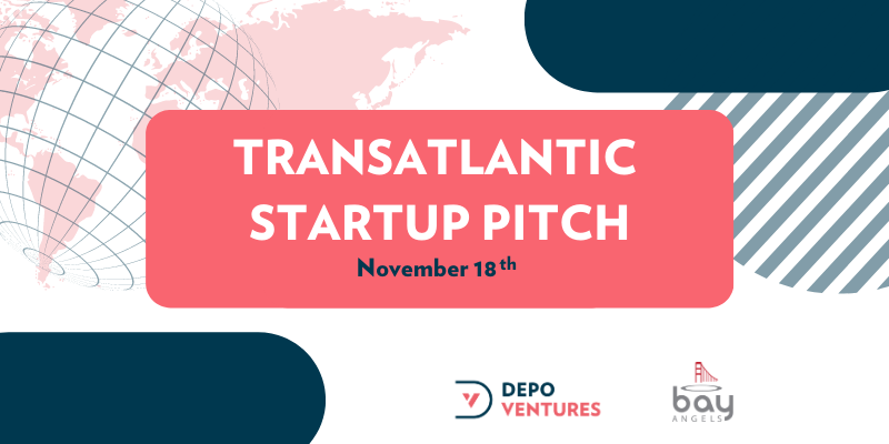 Transatlantic Startup Pitch | 3rd edition