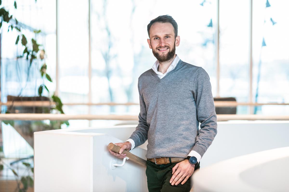Michal Ciffra, partner DEPO Ventures