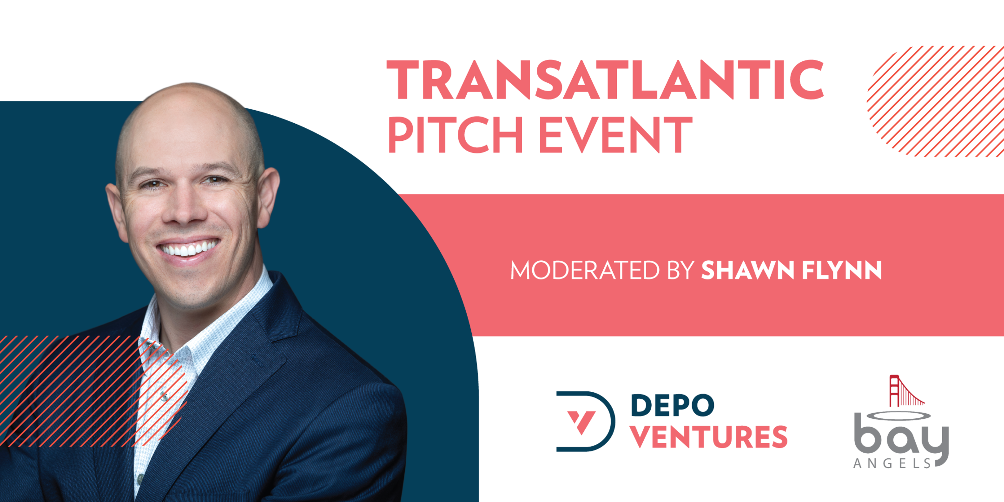 Transatlantic Startup Pitch Event | 24.9.2020
