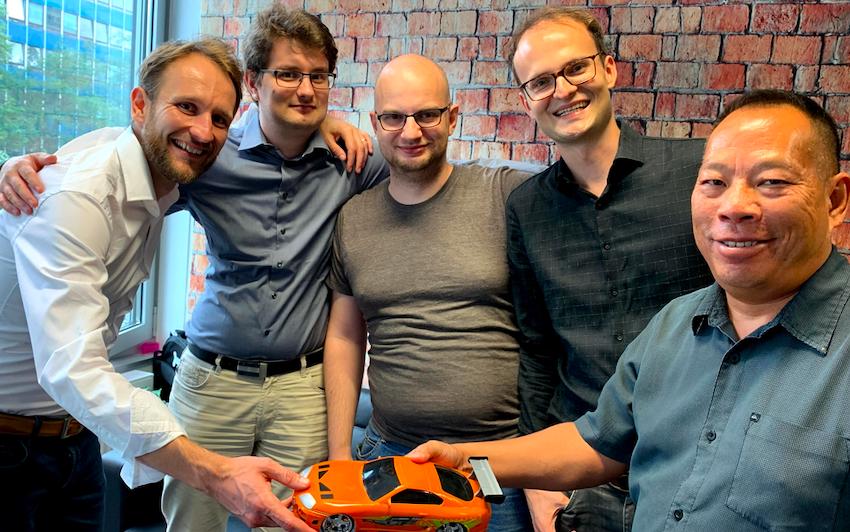 Augmented Robotics Team